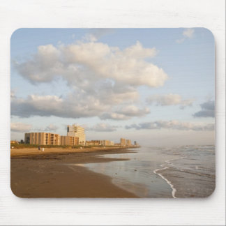 South Padre Island, Texas, USA resort hotels, Mouse Pad