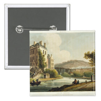 South Parade, from 'Bath Illustrated by a Series o Button