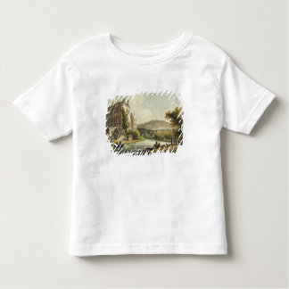 South Parade, from 'Bath Illustrated by a Series o Toddler T-shirt