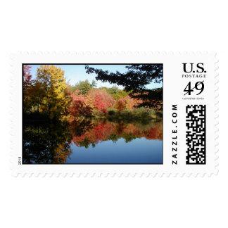 South Paris, Maine Oct 11 2003 Postage Stamp