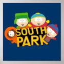 South Park Boys print