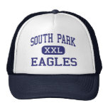 South Park Eagles Middle Library Mesh Hats