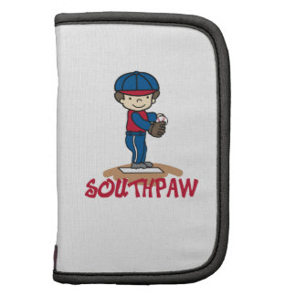 South Paw Folio Planner