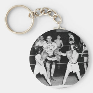South Philly Boys Club Boxing, 1940s Keychain