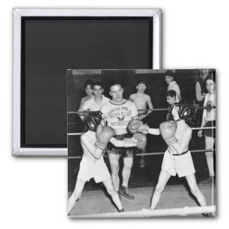 South Philly Boys Club Boxing, 1940s Magnet