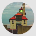 South Pier Lighthouse Stickers