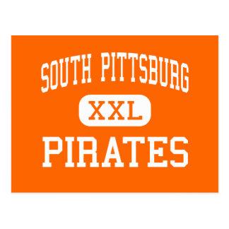 South Pittsburg - Pirates - High - South Pittsburg Postcard