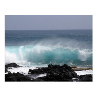 South Point Wave, Hawaii Postcard