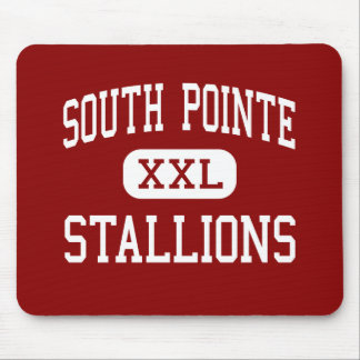 South Pointe - Stallions - High - Rock Hill Mouse Pads