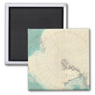 South Polar regions Magnet
