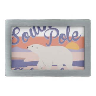 South Pole Adventure Belt Buckle