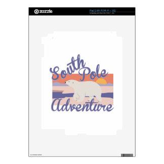South Pole Adventure iPad 2 Decals