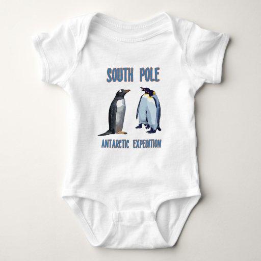 South Pole Body Para Bebé