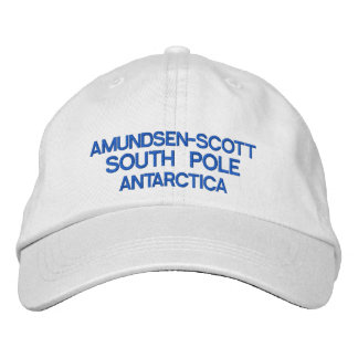 South Pole Embroidered Hat