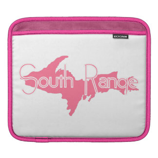 South Range, Michigan Upper Peninsula iPad Sleeves