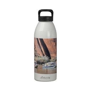 South Rim Grand Canyon Colorado River Drinking Bottle