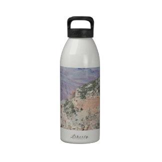 South Rim Grand Canyon Colorado River Reusable Water Bottle