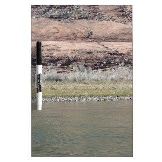 South Rim Grand Canyon Dry-Erase Board