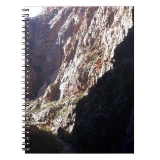 South Rim Grand Canyon National Park Phantom Ranch Notebook