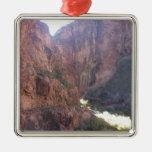 South Rim Grand Canyon National Park Phantom Ranch Christmas Ornaments