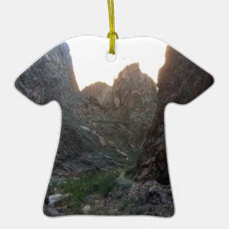 South Rim Grand Canyon National Park Phantom Ranch Ornament
