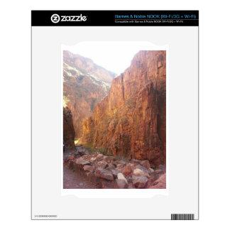South Rim Grand Canyon National Park Phantom Ranch Skins For NOOK
