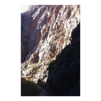 South Rim Grand Canyon National Park Phantom Ranch Custom Stationery