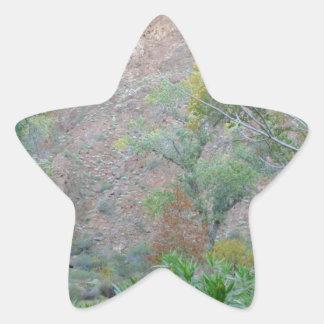South Rim Grand Canyon National Park Phantom Ranch Star Stickers
