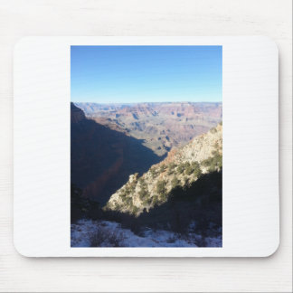 South Rim Grand Canyon Overlook Mouse Pad
