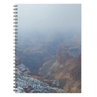 South Rim Grand Canyon Overlook Note Book