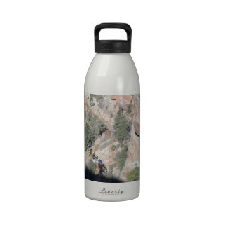 South Rim Grand Canyon Overlook Reusable Water Bottle
