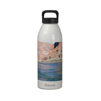 South Rim Grand Canyon Overlook Reusable Water Bottles