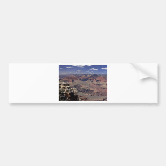 South Rim Of The Grand Canyon In Arizona Bumper Sticker