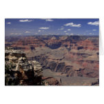 South Rim Of The Grand Canyon In Arizona Cards