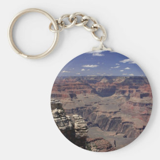 South Rim Of The Grand Canyon In Arizona Keychain