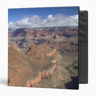 South Rim view of the Grand Canyon, Arizona, 3 Ring Binder