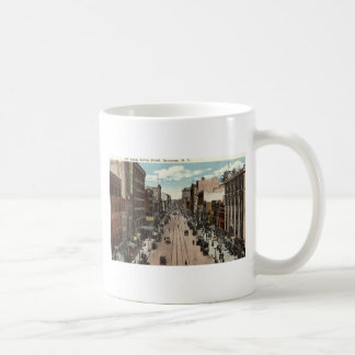 South Salina St Syracuse NY Vintage 1917 Coffee Mug