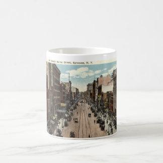 South Salina St Syracuse NY Vintage 1917 Mug
