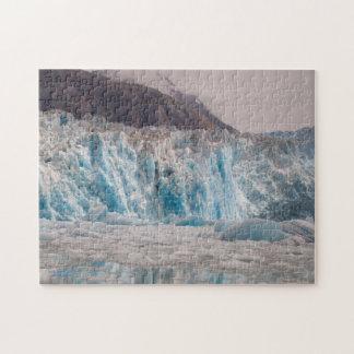 South Sawyer Glacier Puzzle