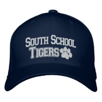 South School Embroidered Hat