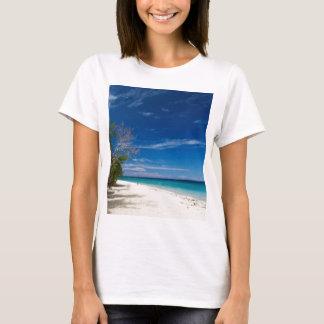 South Sea Island Beach, Fiji T-Shirt