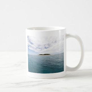 South Sea Island, Fiji Basic White Mug