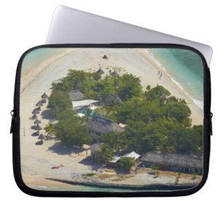 South Sea Island, Mamanuca Islands, Fiji Laptop Sleeve