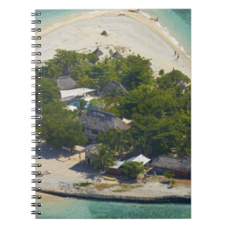 South Sea Island, Mamanuca Islands, Fiji Notebook