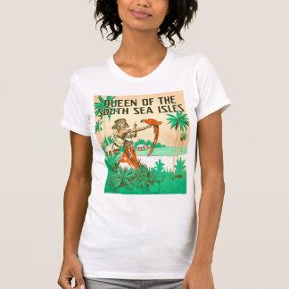 South Sea Queen Ladies light short sleeve T-Shirt