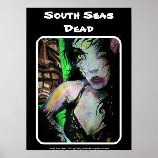 South Seas Dead Zombie Poster
