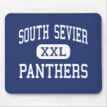 South Sevier Panthers Middle Monroe Utah Mousepad