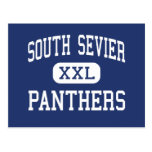South Sevier Panthers Middle Monroe Utah Post Card