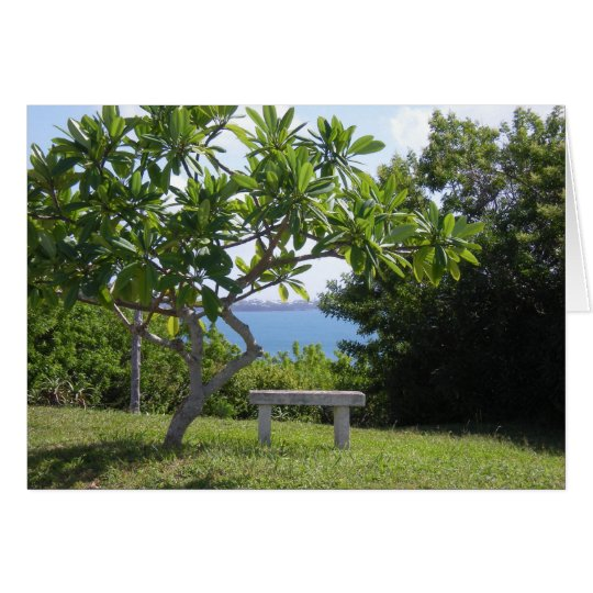 South Shore Bermuda Card