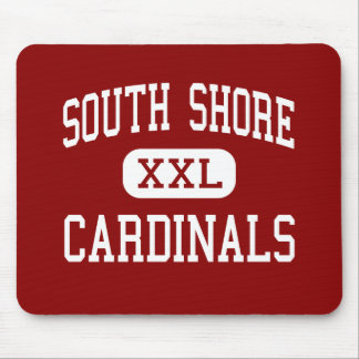 South Shore - Cardinals - High - Port Wing Mouse Pad